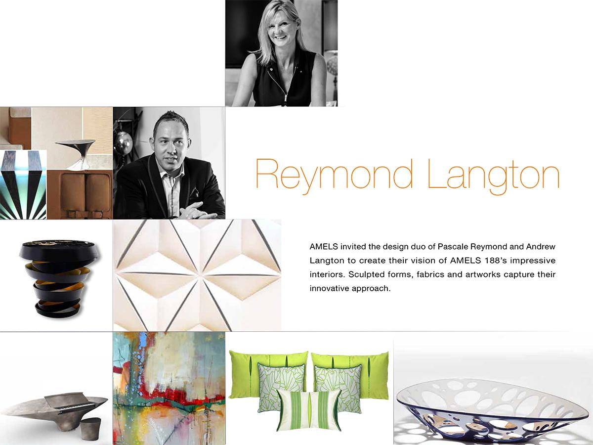 AMELS and Reymond Langton