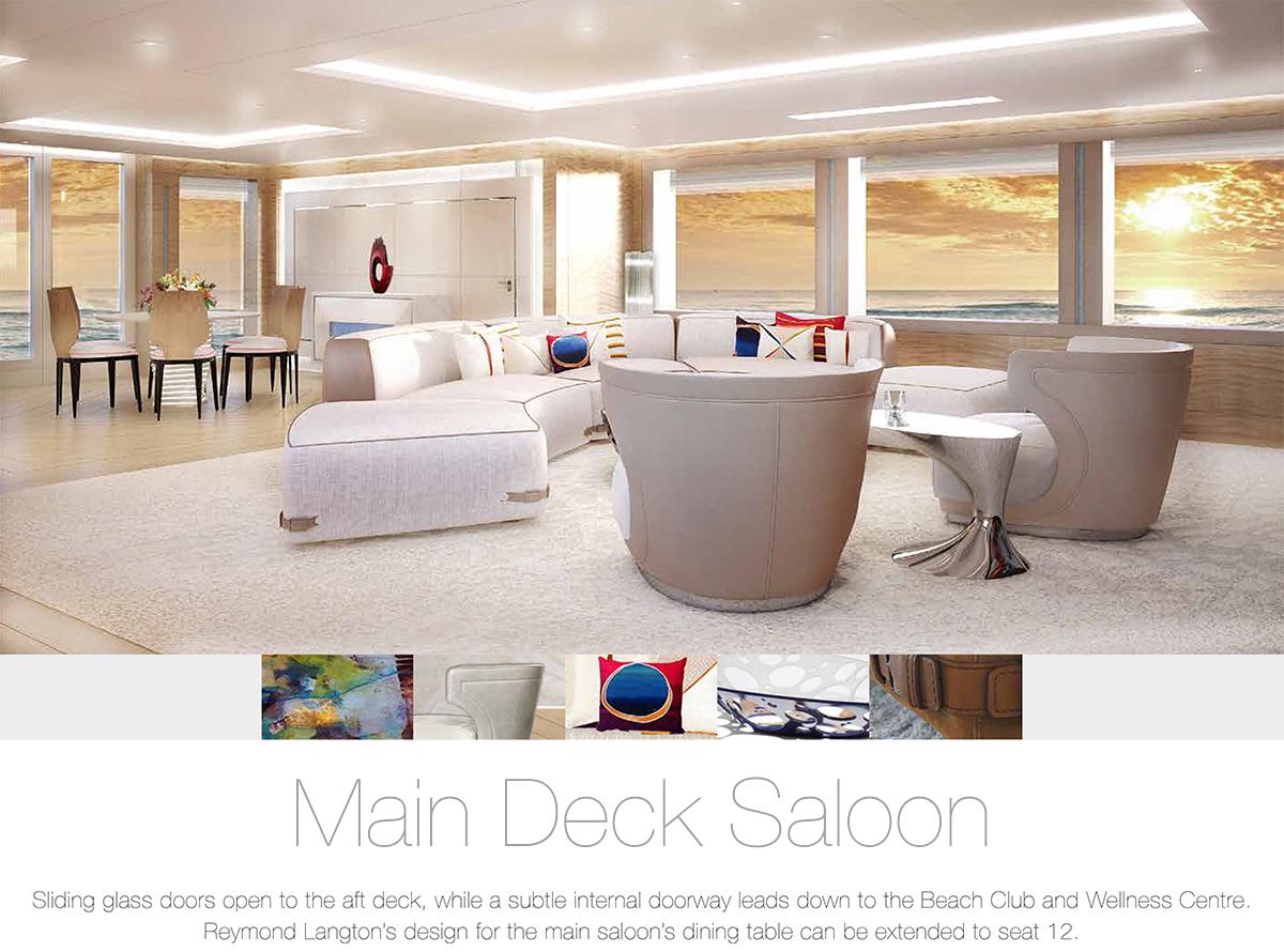 Main Deck Saloon