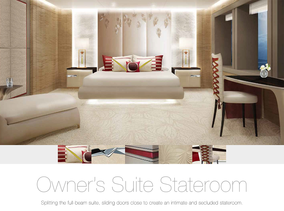Owner's Suite Stateroom