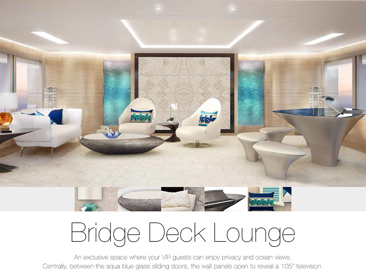 Bridge Deck Lounge