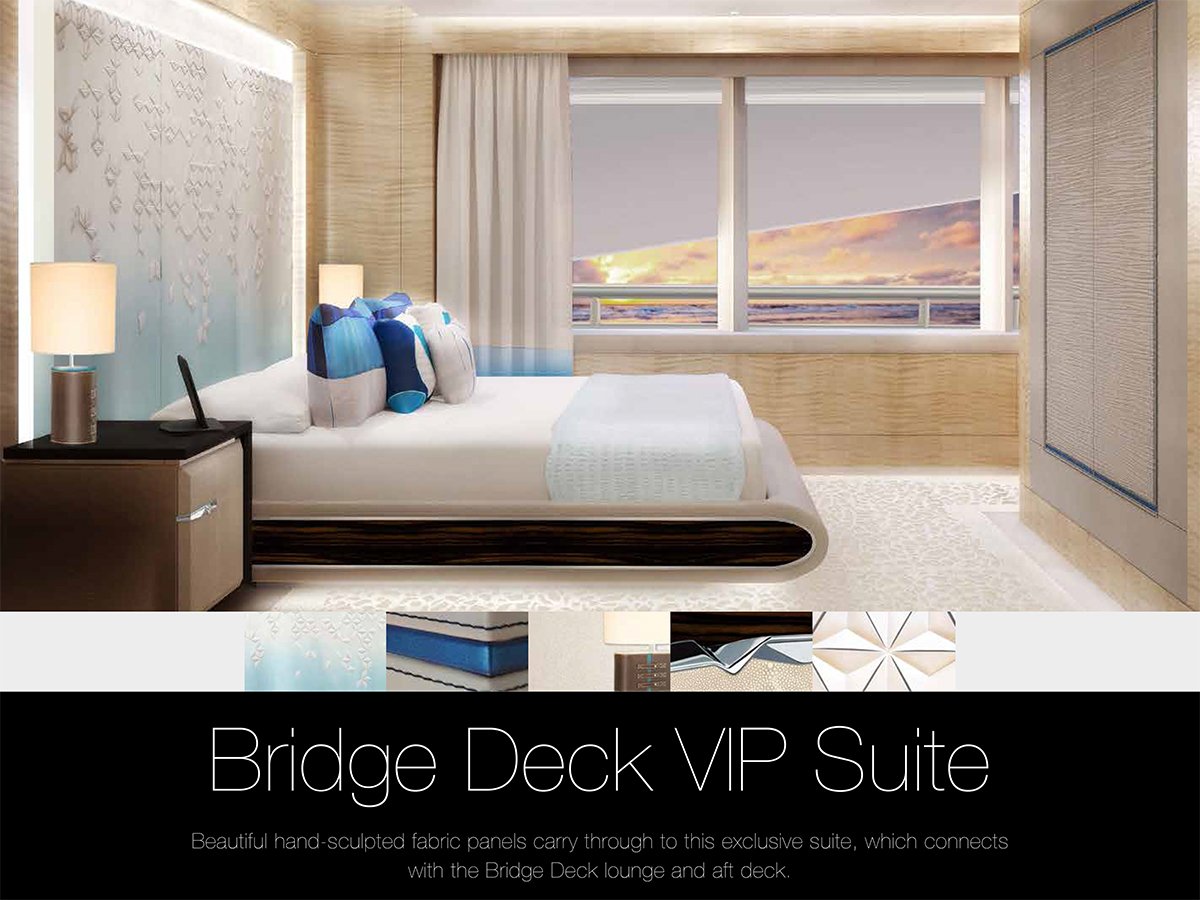 Bridge Deck VIP Suite