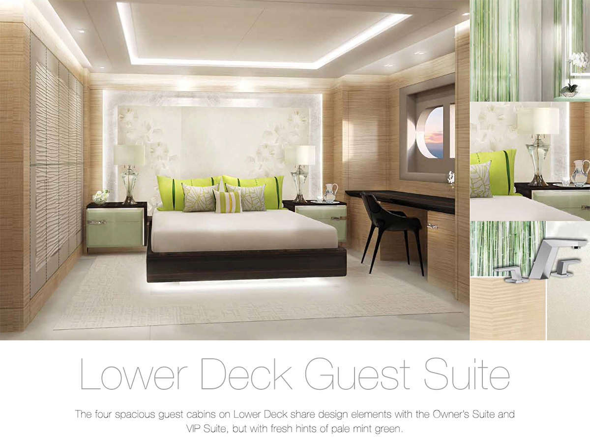 Lower Deck Guest Suite