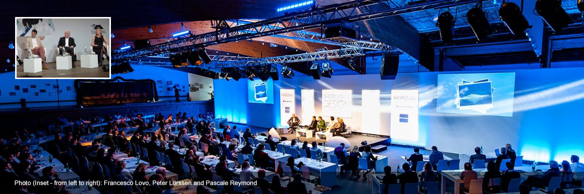Superyacht Design Symposium 2016