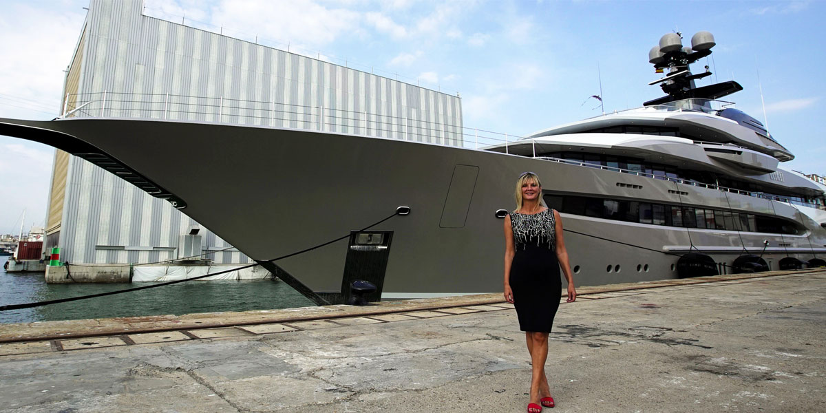 9 Female Luxury Yacht Interior Designers for International Women's Day