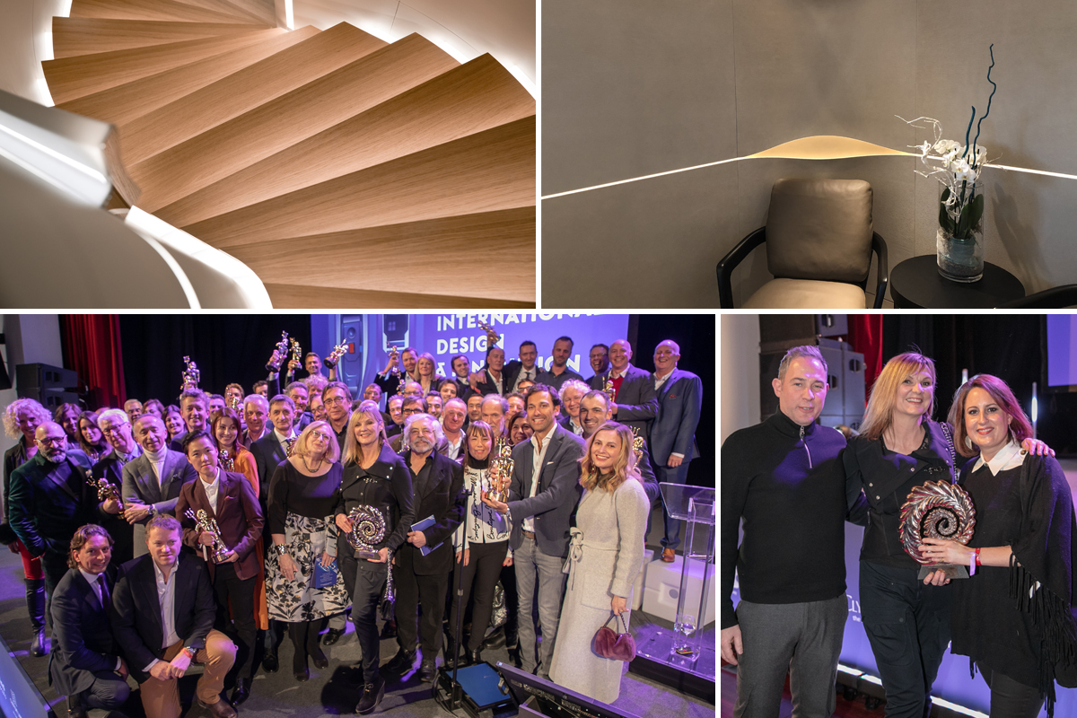 Superyacht Design Symposium 2019 – Double Awards Winner for Reymond Langton Design Ltd