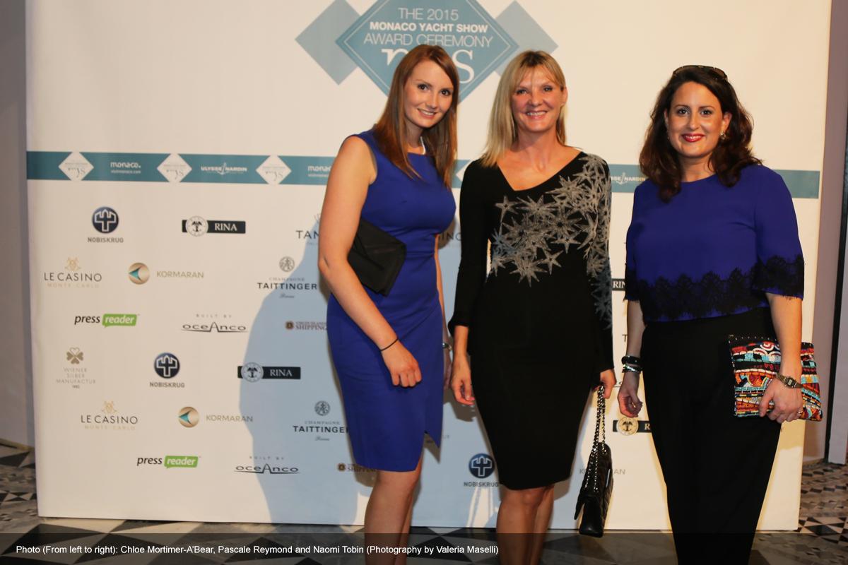 Monaco Yacht Show Awards