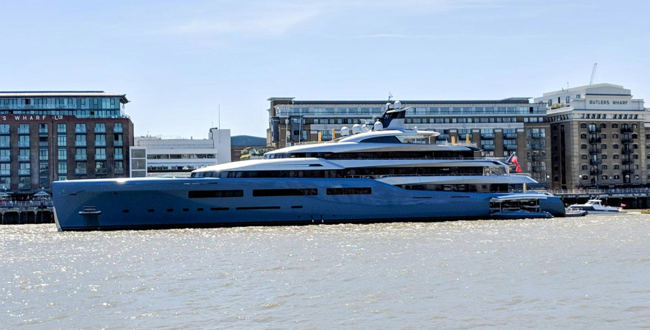 Spotted: where to find the World's coolest superyachts